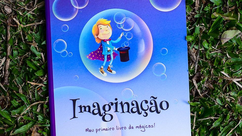 Imaginação, meu primeiro livro de mágicas - Adoção