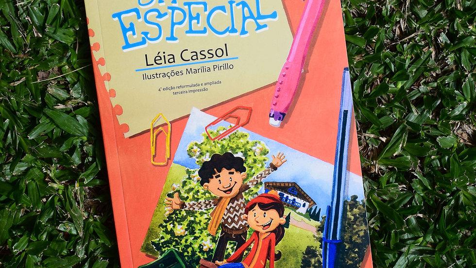 capa do livro um ano especial leia cassol