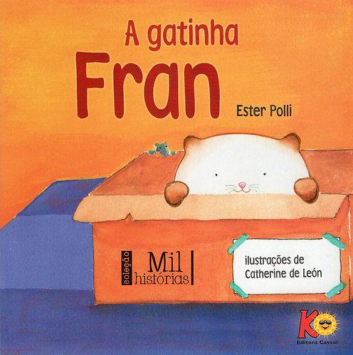 A gatinha Fran