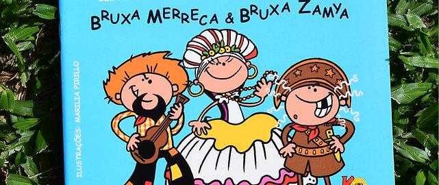 Bruxa Merreca e Bruxa Zamya Viajando pelo Brasil