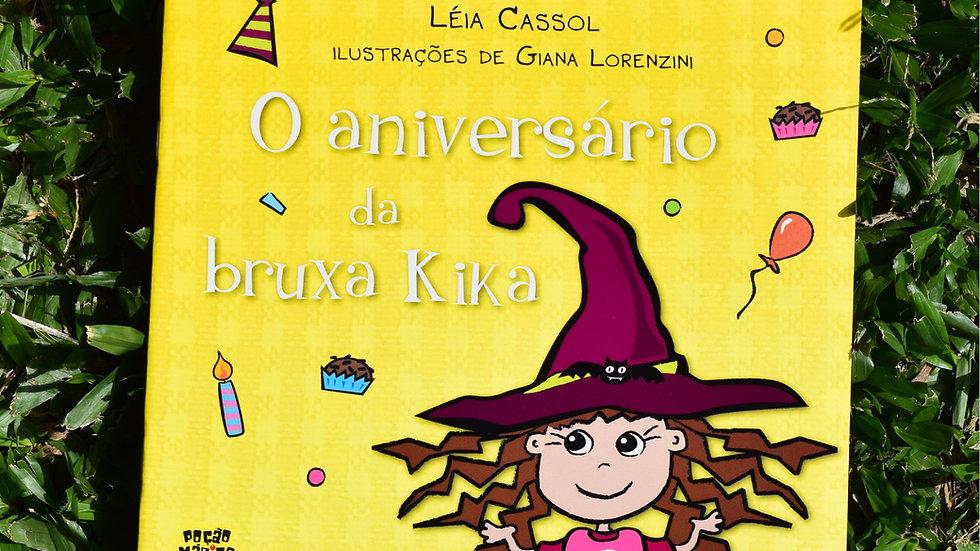 O Aniversário da Bruxa Kika