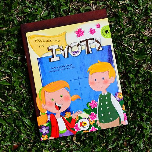 capa do livro era uma vez em ivoti leia cassol