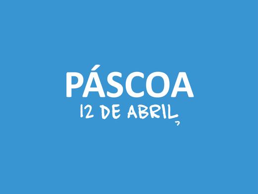 E-BOOK de Páscoa!
