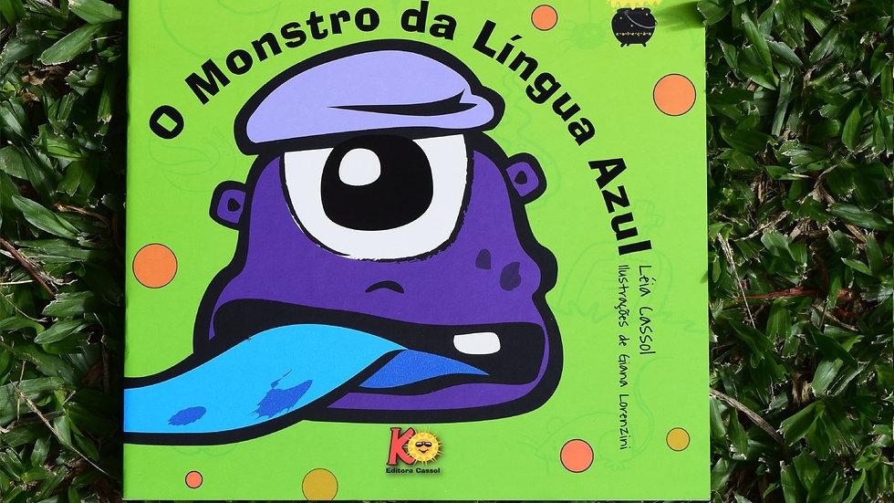 Dodô, O Monstro da Língua Azul