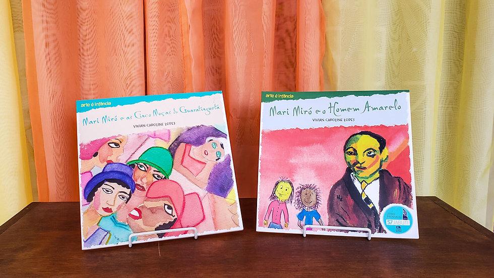 Coleção Mari Maró (2 Livros)