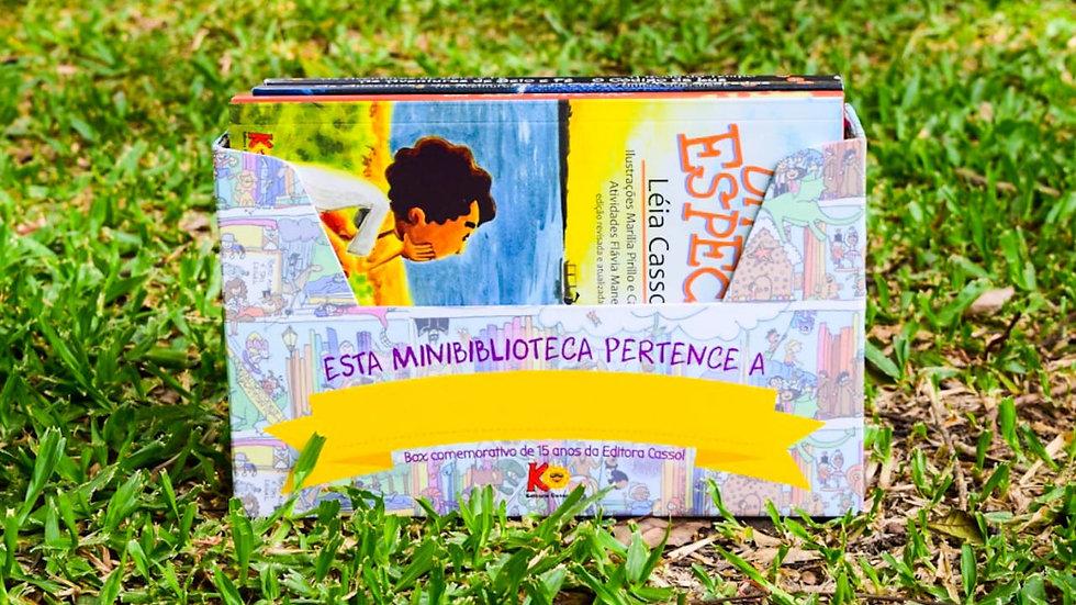 """BOX Coleção """"Beto & Fê"""" - 7 livros"""
