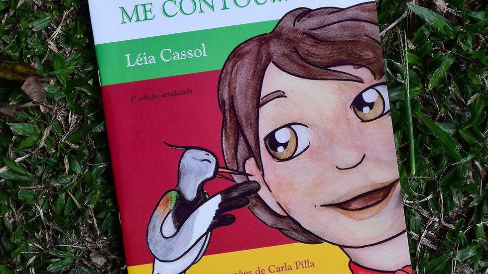 capa do livro um quero quero me contou leia cassol