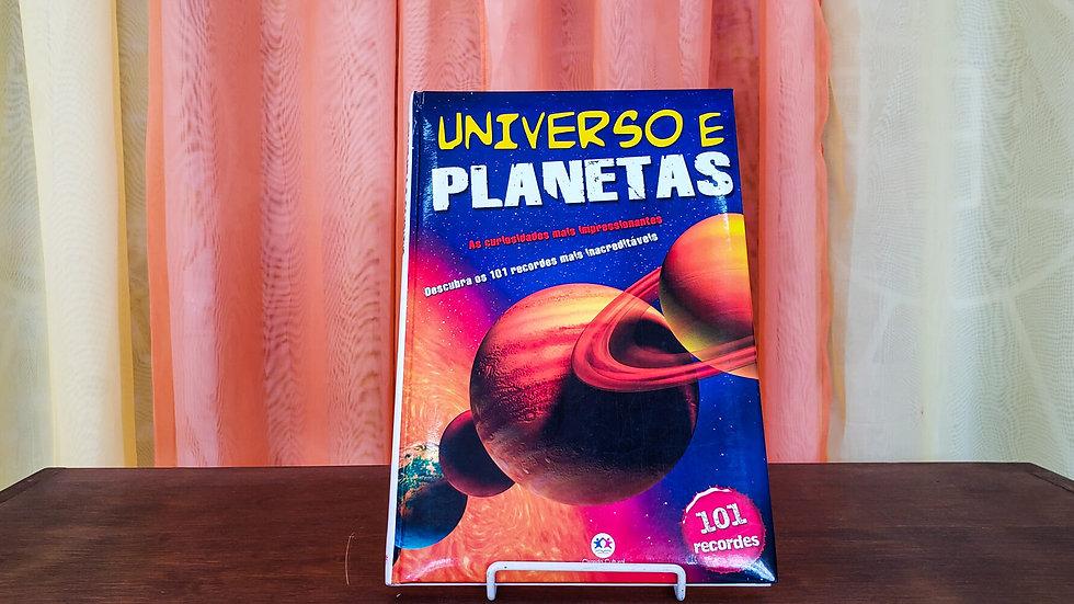 Universo e Planetas - Coleção 101 Recordes