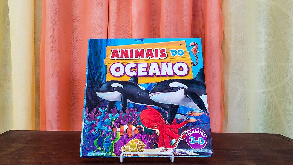 Animais do Oceano - Cenários 3d