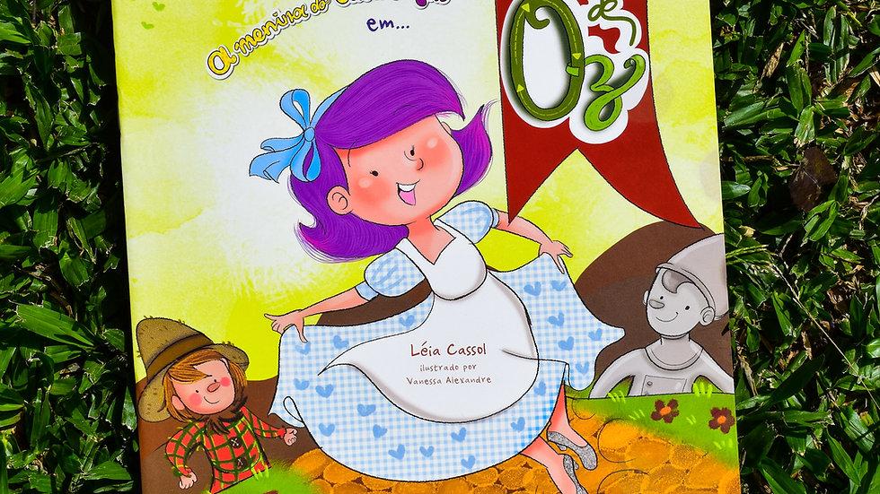 A menina do Cabelo Roxo em: Reino de Oz - Adoção