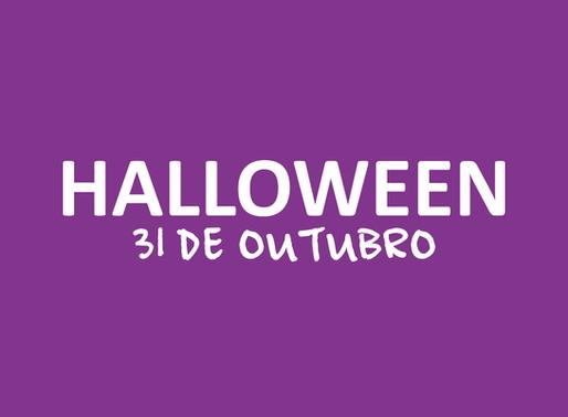 31 de outubro - Halloween
