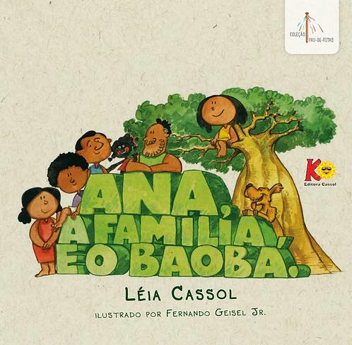 Ana, a Família e o Baobá
