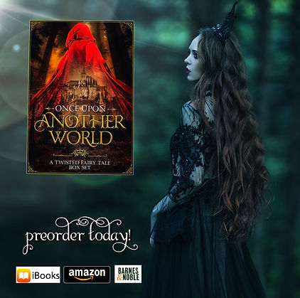 Charming featured in Once Upon Another World: A Twisted Fairy Tale Anthology