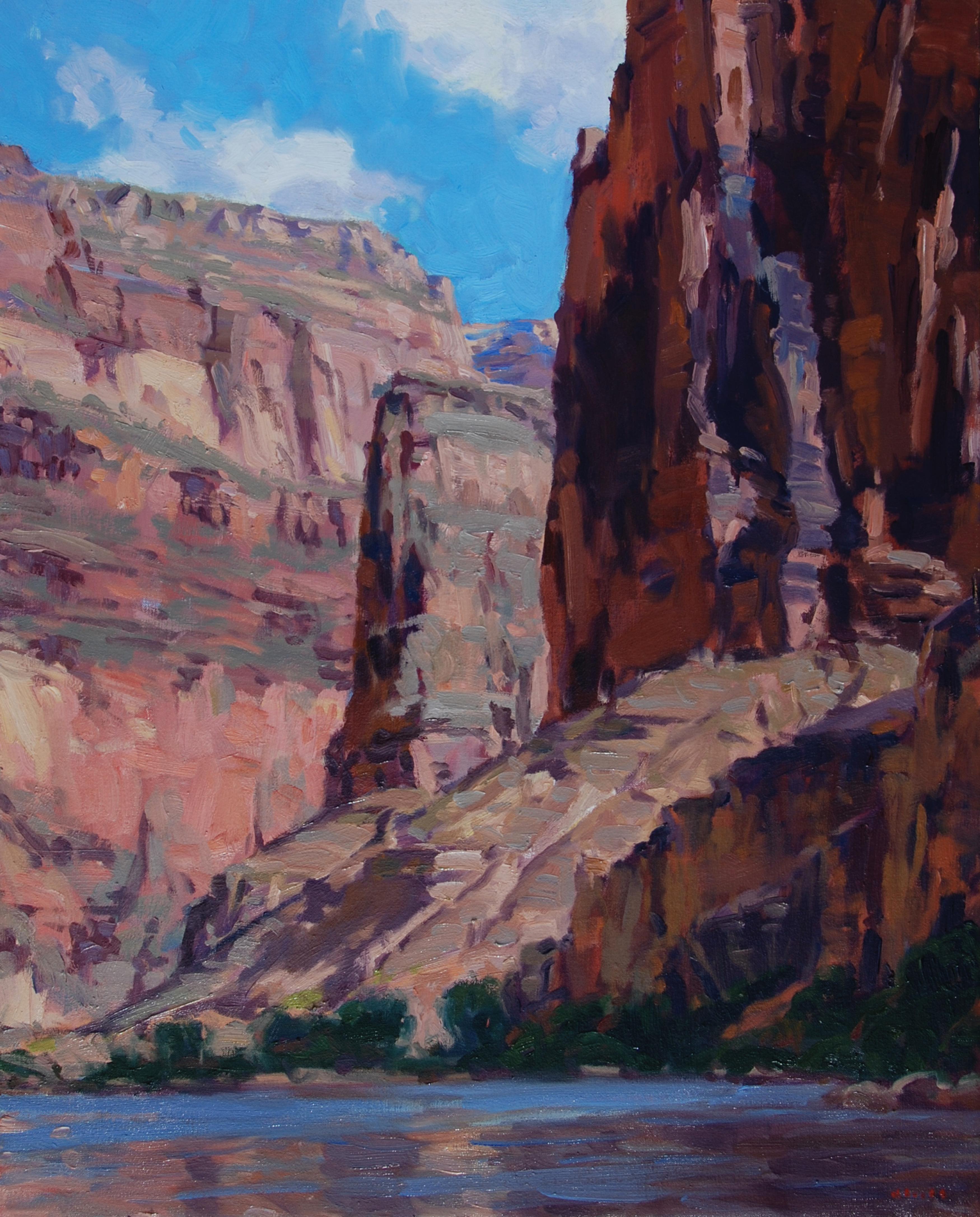 Desert Facade 30x24