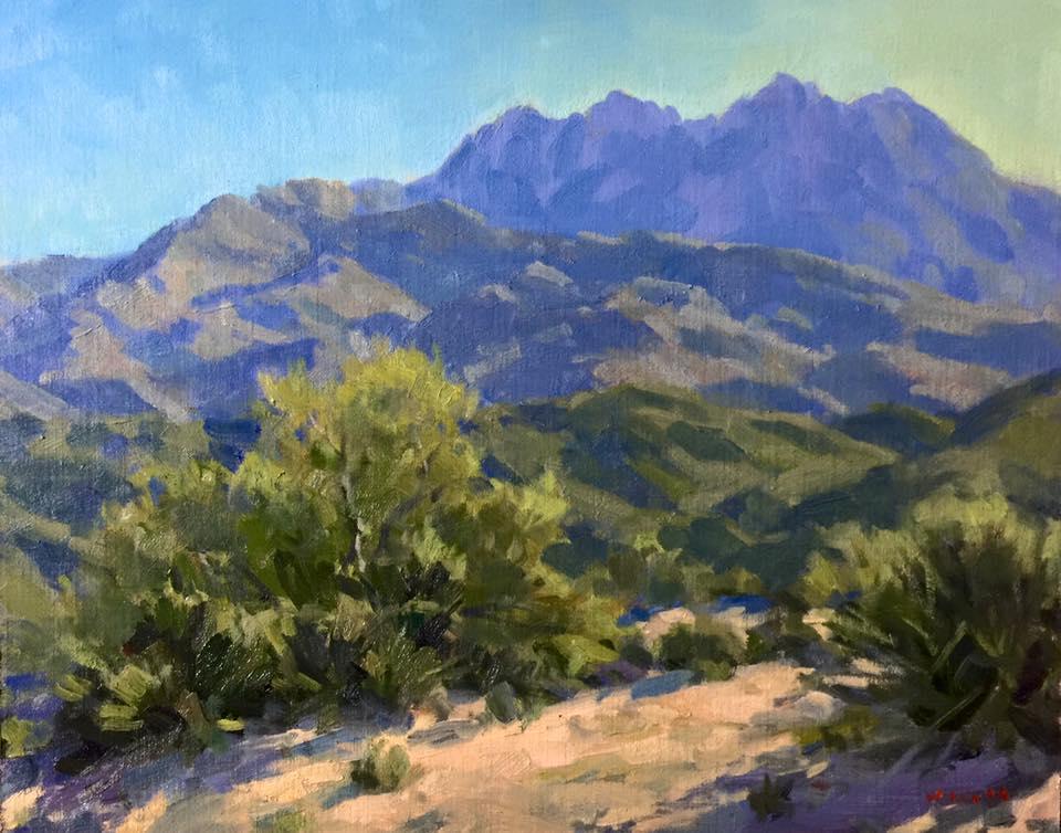 Four Peaks 16x20
