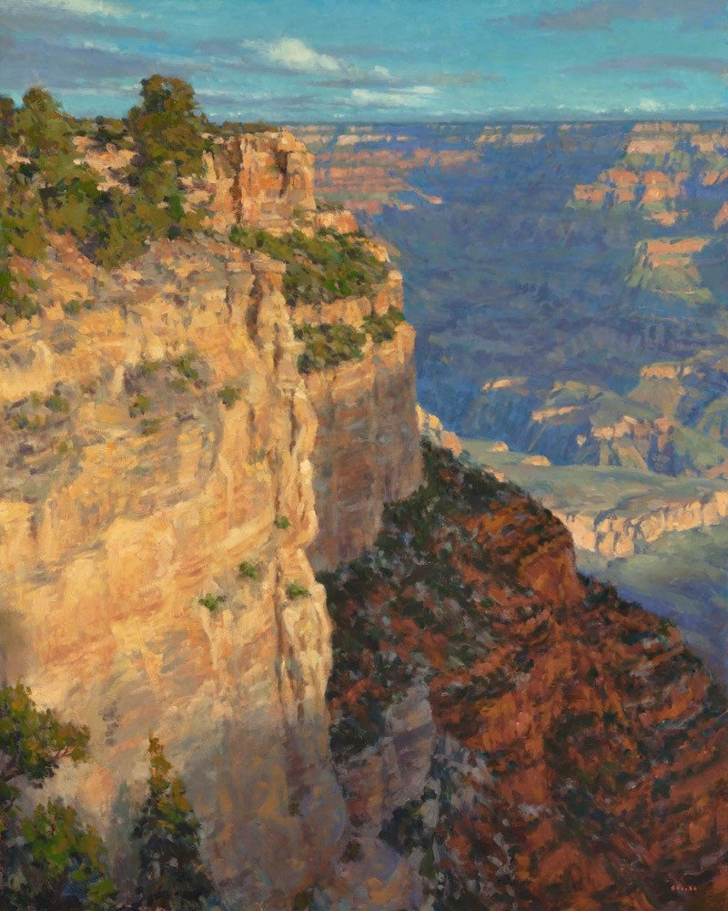 Grand Canyon Morning (SOLD)