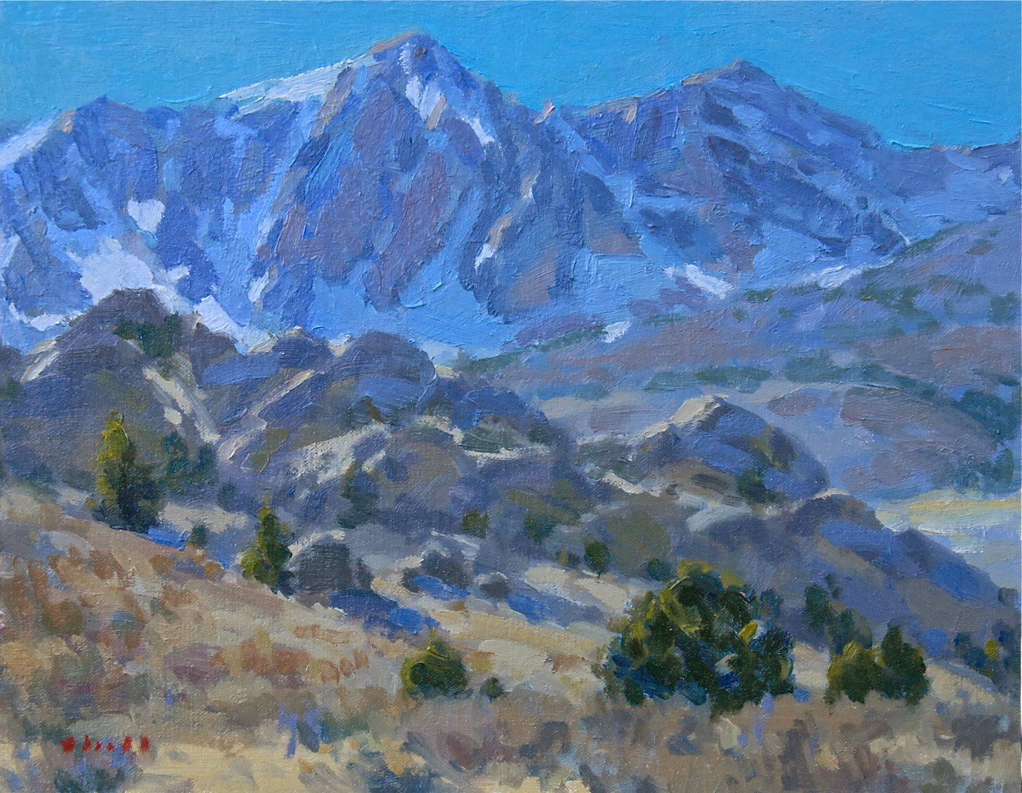 Sierra Snow 11x14