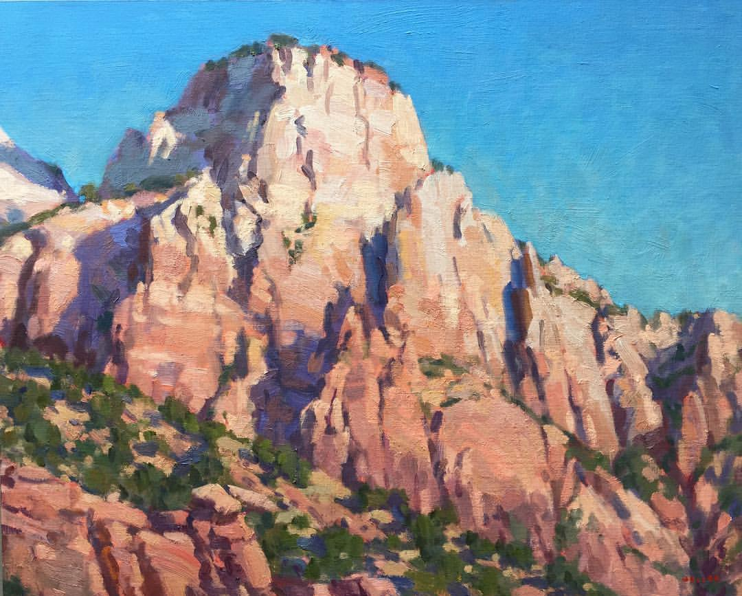 Zion Color 24x30