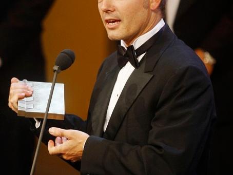 Winner of The Amanda Committee's Golden Clapperboard 2008