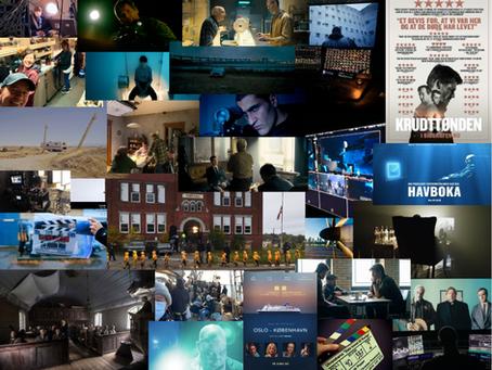 2020 # The Day We Died | Havboka | Oslo-København | The Emigrants | The Middle Man