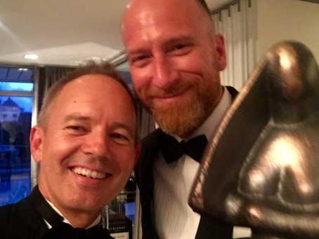 The Wave, winner of Best film award in Haugesund at the Amanda show.