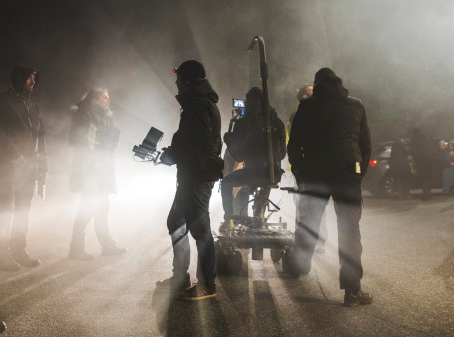 """..the most scary days are done, shooting Norway´s first disaster movie, """"the Wave"""""""