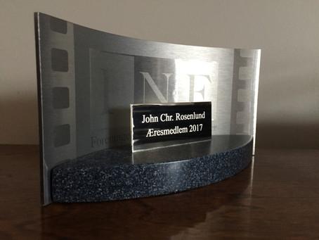 Honorary Member FNF 2017