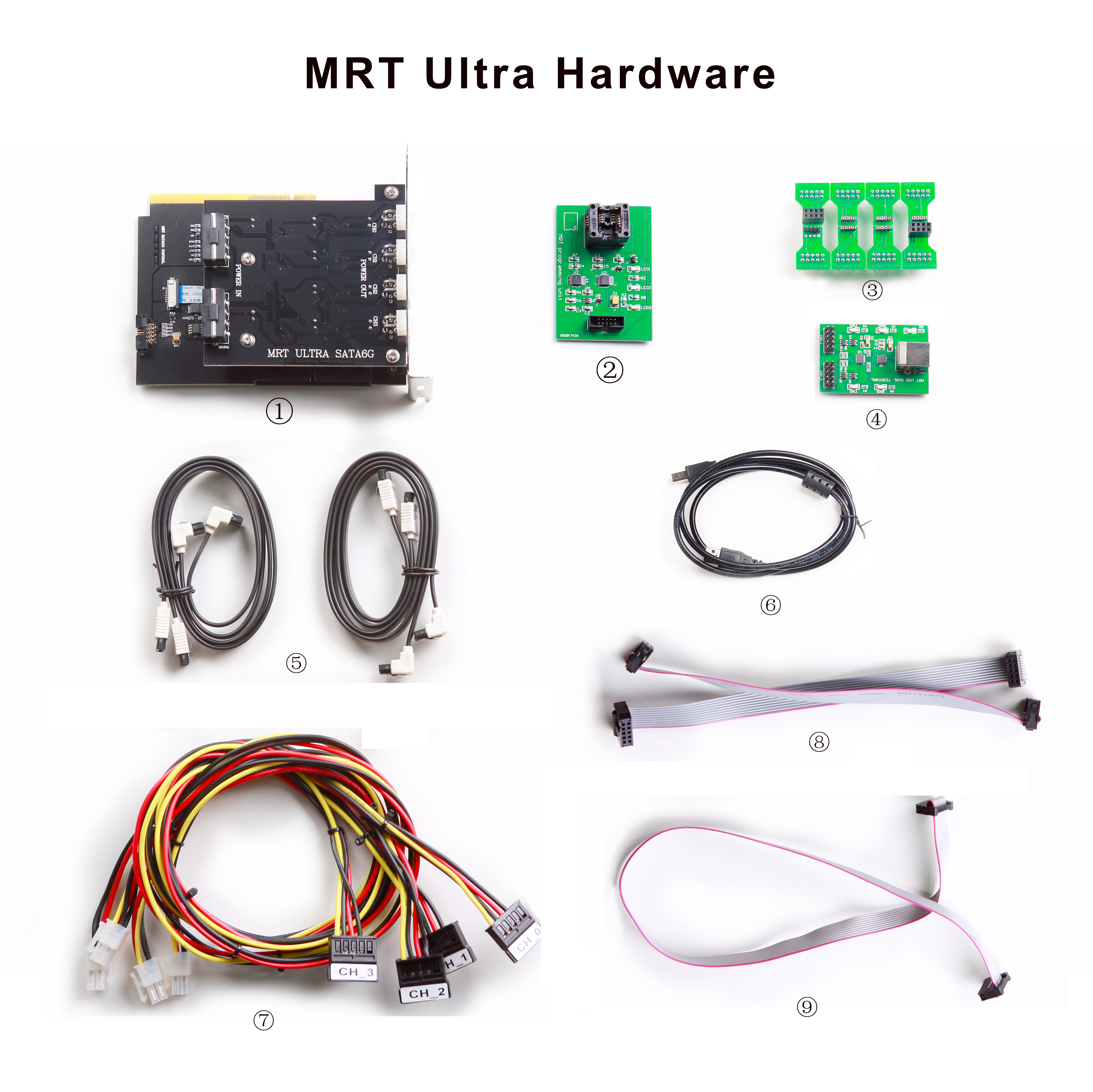 MRT Ultra Hardware