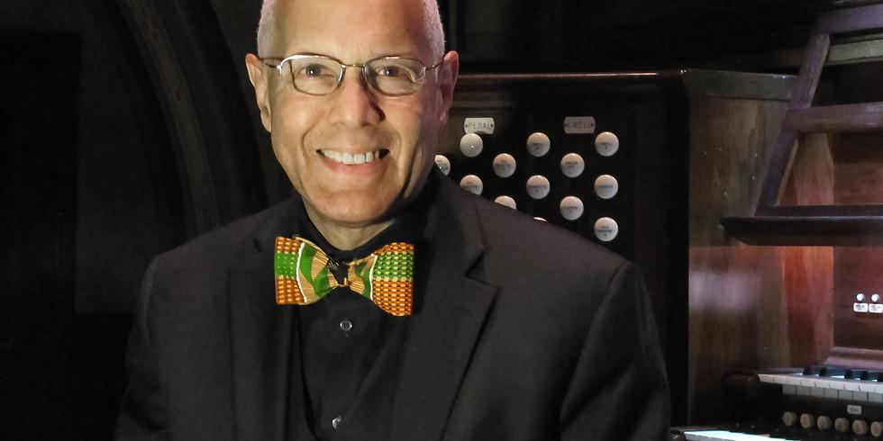 Organist David Hurd