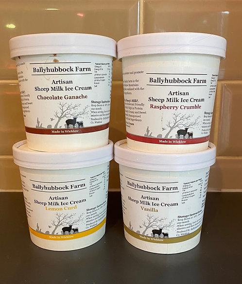 Sheep's Milk Ice Cream