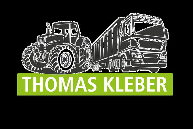Logo für Thomas Kleber Lohnunternehmen &  Transporte