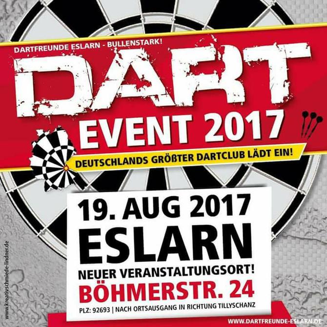 Das Dart-Event in Bayern!