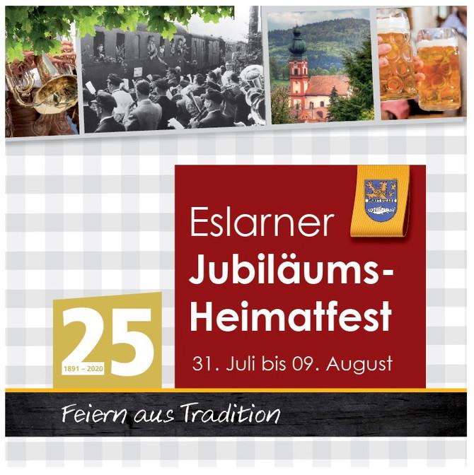 Eslarner Heimatfest 2020