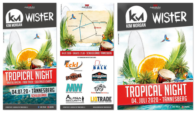Tropical Night 2020