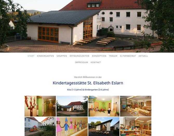 www.kindergarten-eslarn.de
