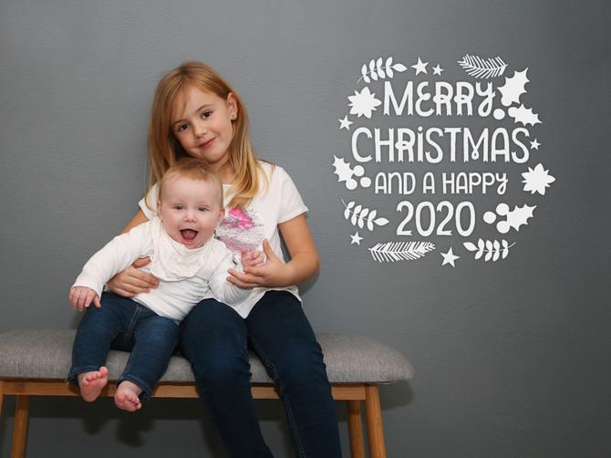 Die Kreativschmiede wünscht schöne Weihnachten!
