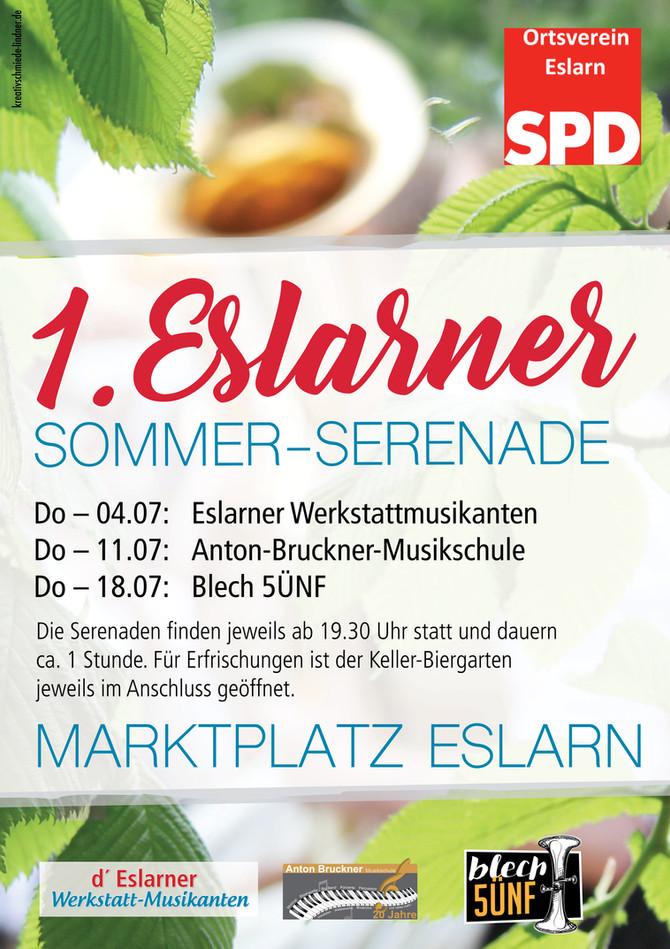 1. Eslarner Sommer-Serenade
