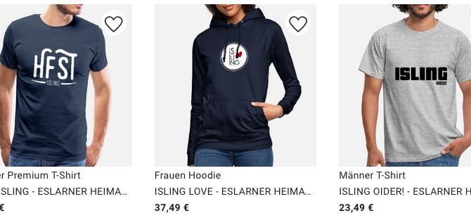 Shirts zum Eslarner Heimatfest 2020