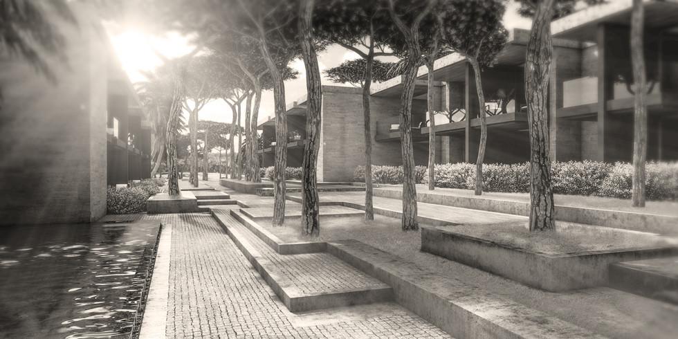 hotel Oud Golf Resort in Fez