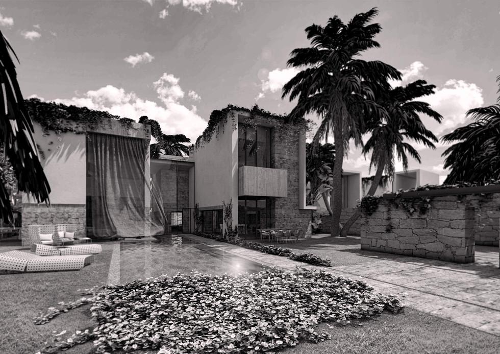 quartiere ville in Fez - villa 03