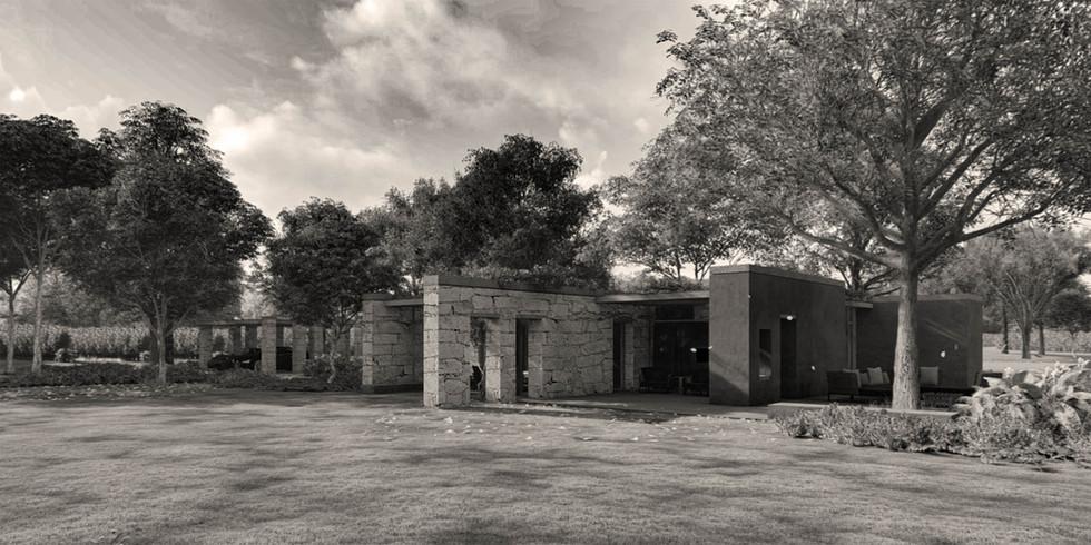 casa Maleza