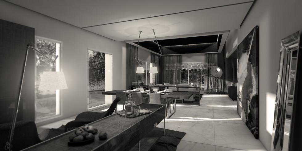 restyling villa Houssin