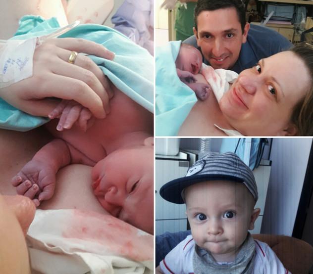 Relato de parto - Daniela Fornazzari
