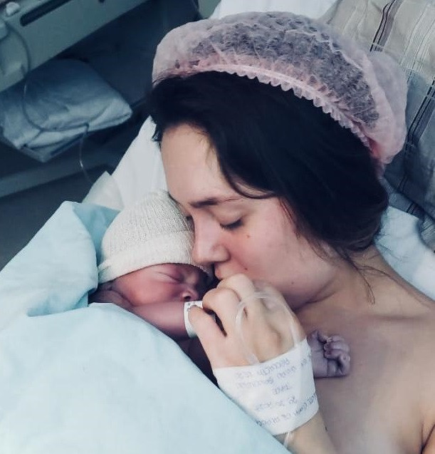 Relato de parto: Clara Albuquerque