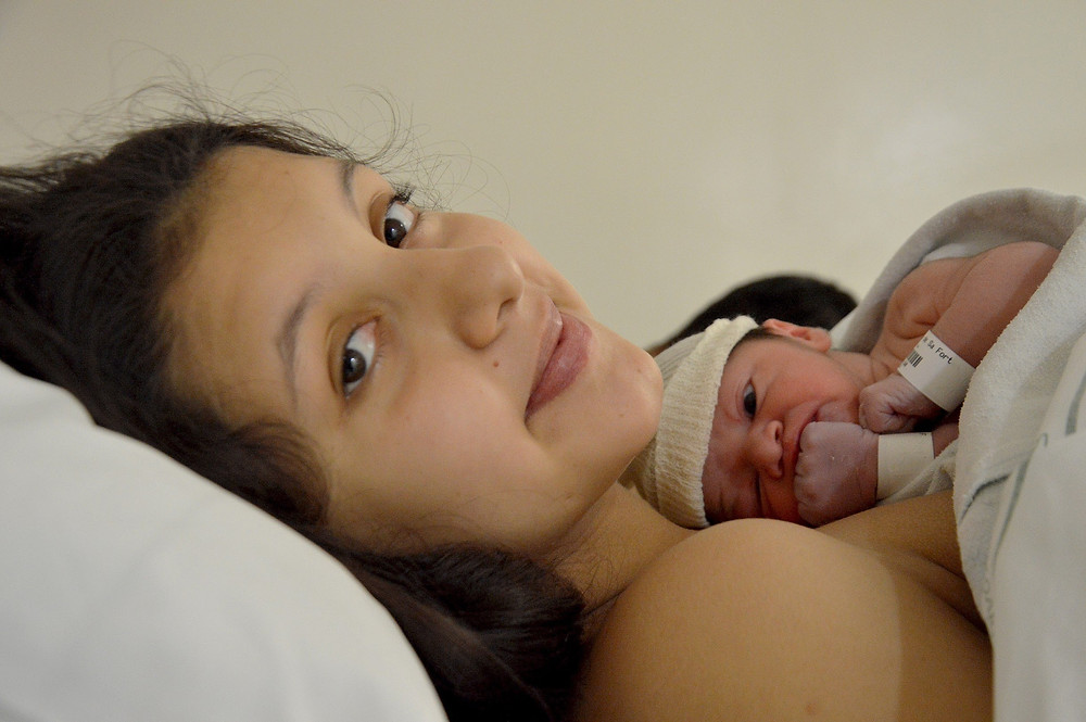 Relatos de parto