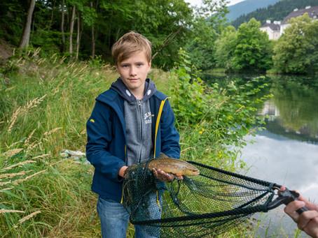 Erfolgreiches Jugendfischen 2020