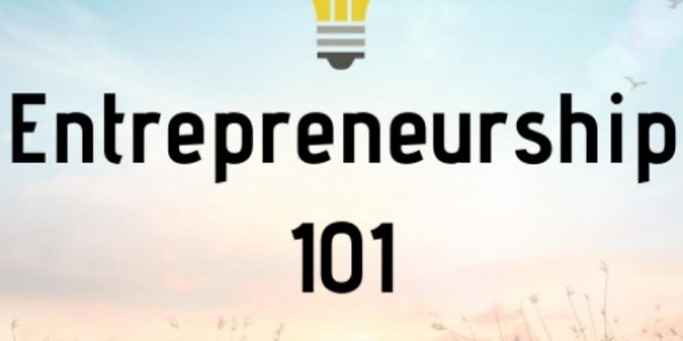 Entrepreneurship 101 (Ages 13-16)