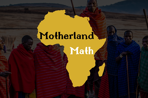 Motherland Math - Self-Paced - Course