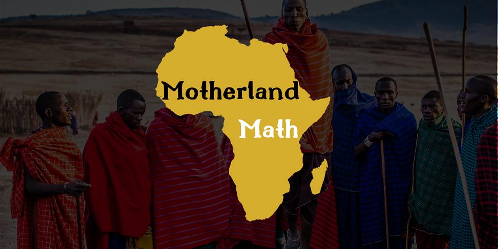 Motherland Math Live - Level 1 (Ages 9-12)