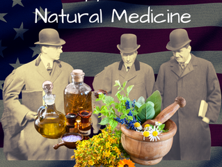 The Suppression of Natural Medicine in the United States